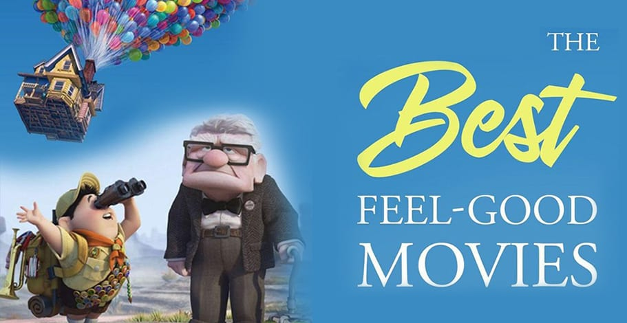 5 Feel-good movies to bring some positive vibes into your life!