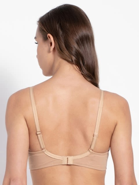 Skin Full Coverage Wired Bra