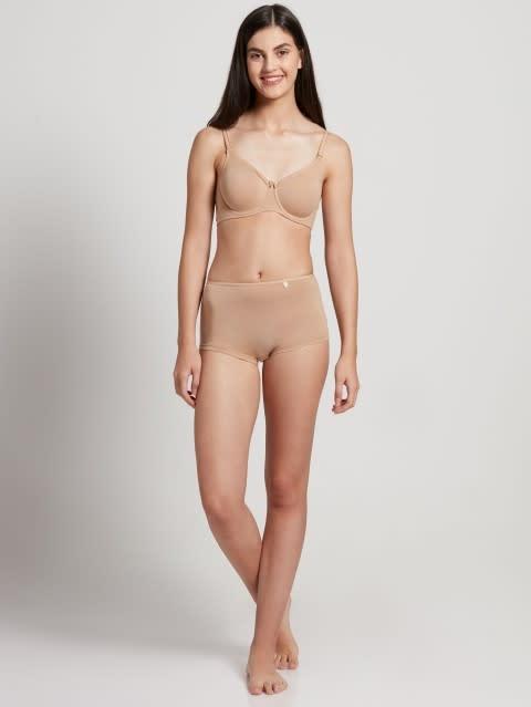 Skin Full Coverage Wired Bra