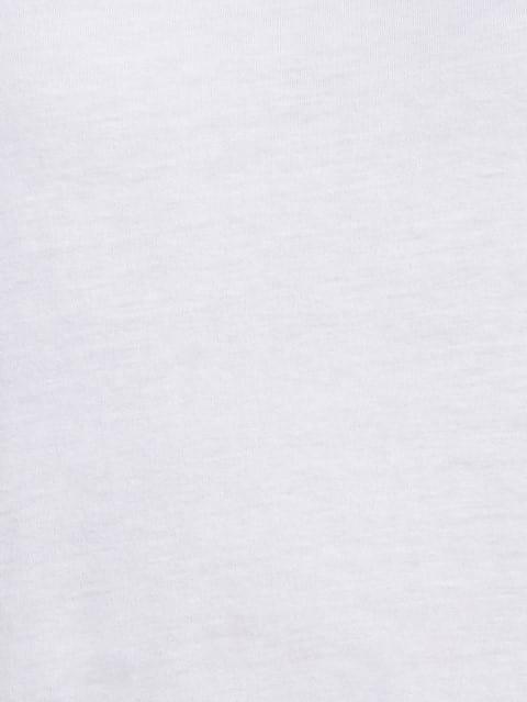 White Kurti Slip