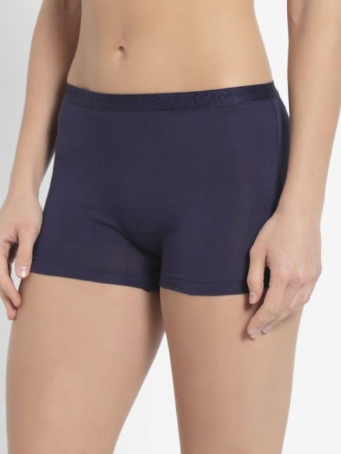 Navy Boy Shorts