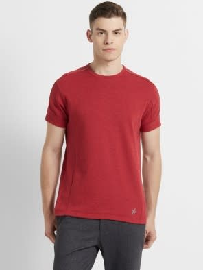 Brick Red Melange T-Shirt