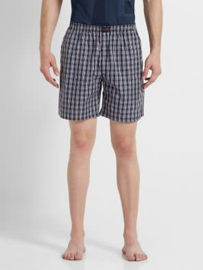 Multi Color Check68 Boxer Shorts