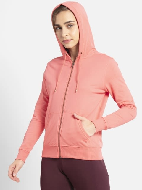 Blush Pink Hoodie
