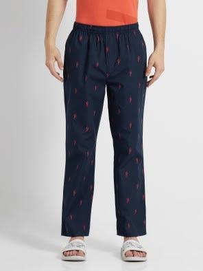 Navy Print09 Pyjama