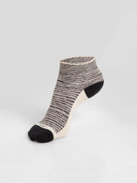 Assorted Color & Prints Women Low show Socks