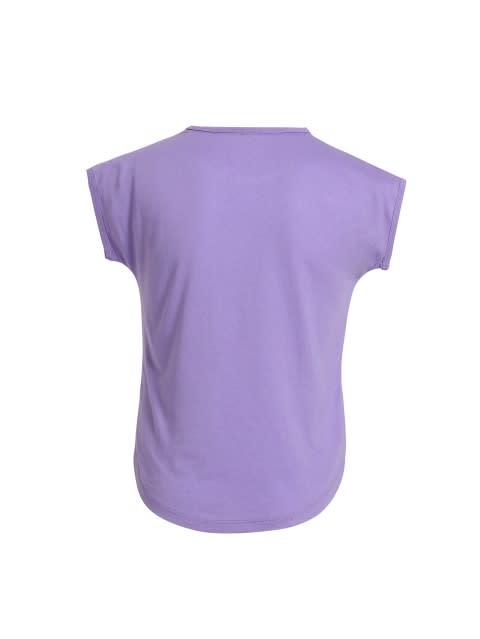 Paisley Purple Girls T-Shirt