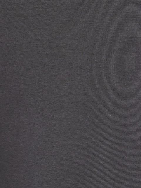 Deep Iron & Ruby Knit Sports Capri