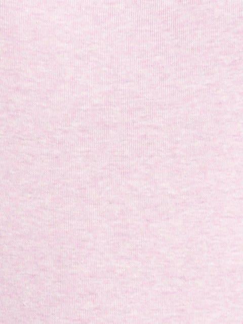 Pink Lady Melange Racerback Tank Top