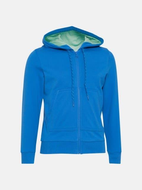 Palace Blue Hoodie Jacket