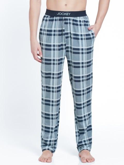 Light Blue Des2 Regular Fit Pyjama