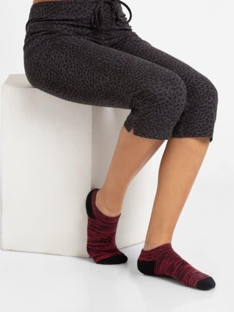 Assorted Colors Women Low show Socks