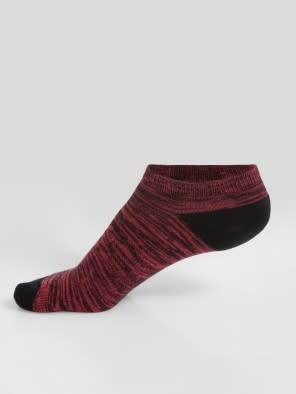 Assorted Colors Low show Socks