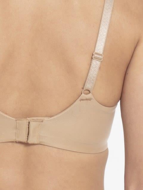 Skin Underwired spacer cup bra