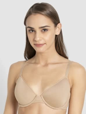 Skin Underwired spacer cup bra