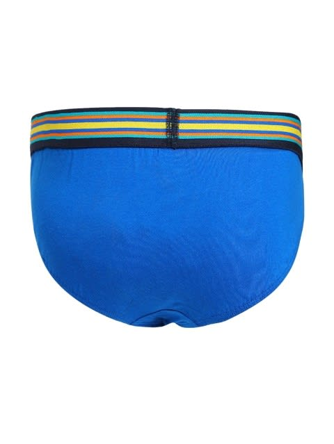 Assorted Colors Boys Brief Pack of 2