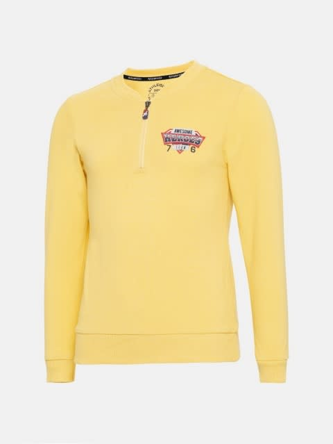 Corn Silk Boys Sweatshirt
