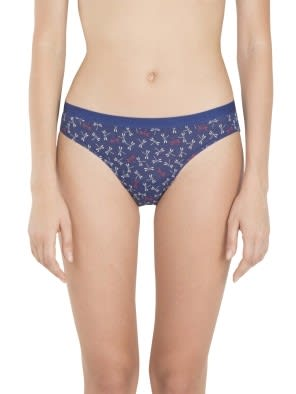 Blue Depth Print298 Bikini