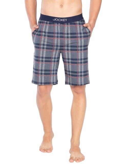 Mid Grey Melange2 Regular Fit Shorts