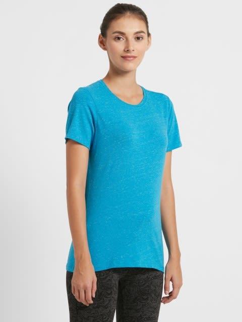 Methyl Blue Snow Mel T-Shirt