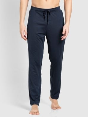 Navy Track Pant