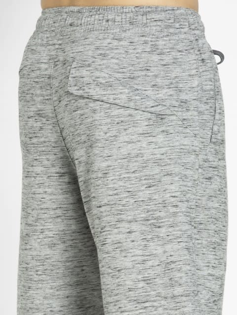 Cool Grey Melange Performance Shorts