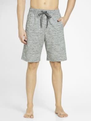 Cool Grey Melange Performance Shorts