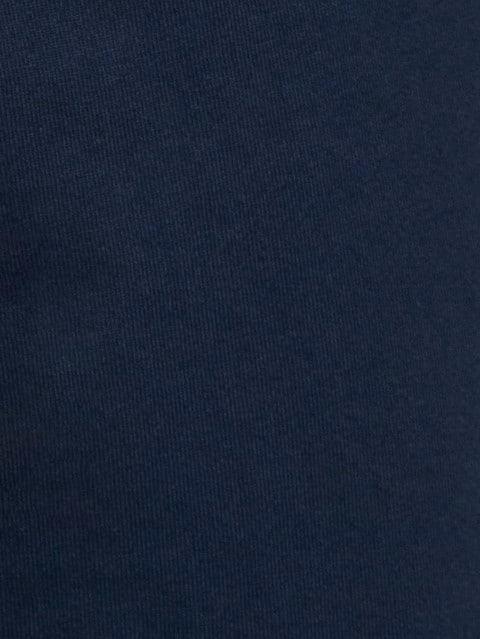 Navy & Scuba Blue Knit Sport Shorts