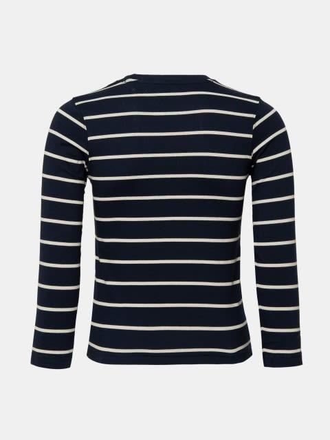 Navy Assorted Prints Boys T-Shirt