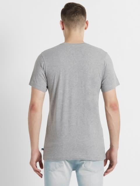 Grey Melange Inner T Shirt