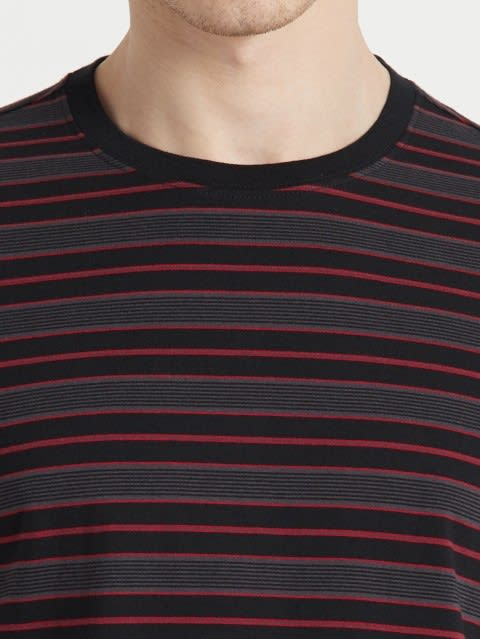 Black & Graphite T-Shirt