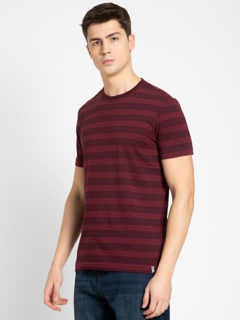 Mauve Wine & Burgundy T-Shirt