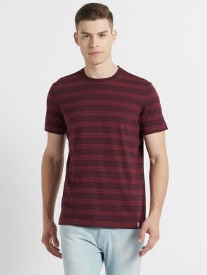 Mauve Wine & Burgundy T-Shirt