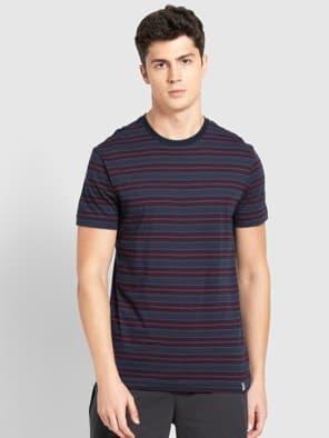 Navy & Insignia Blue T-Shirt