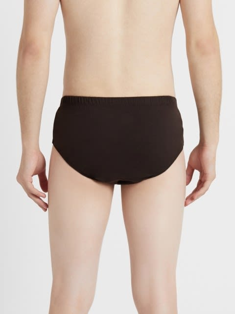 Brown Poco™ Brief Pack of 3