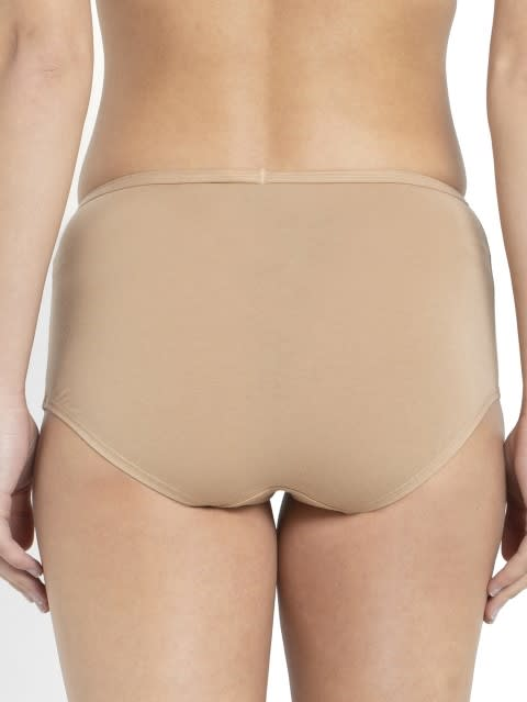 Assorted Colors Full Brief Pack of 2