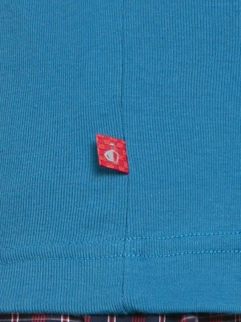 Celestial Square Neck Vest