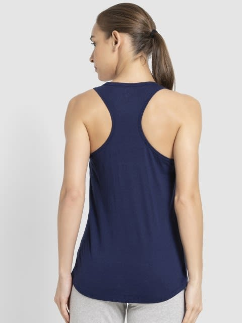 Imperial Blue Tank Top
