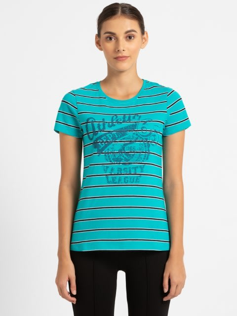 Paradise Teal T-Shirt