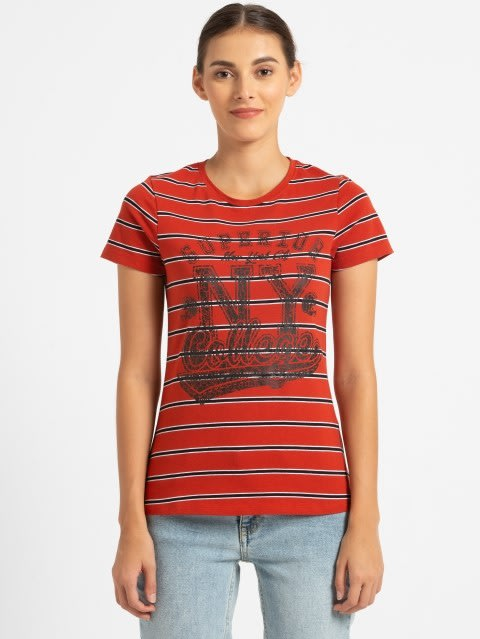 Red Wood T-Shirt