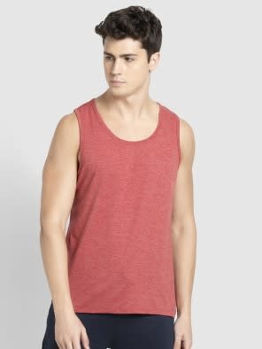 Brick Red Tank Top