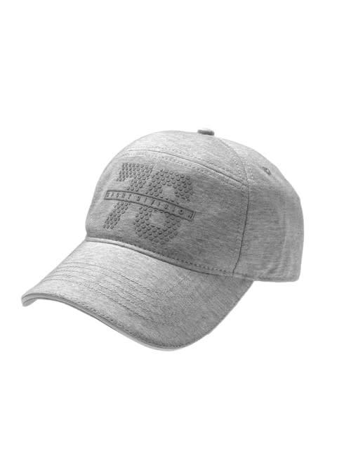 Light Grey Melange Cap