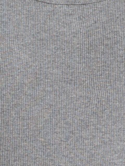 Mid Grey Melange Modern Undershirt Pack of 2