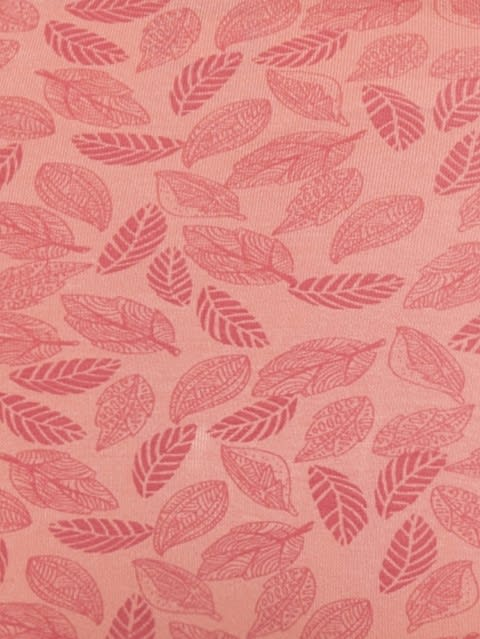 Peach Blossom Printed Hipster