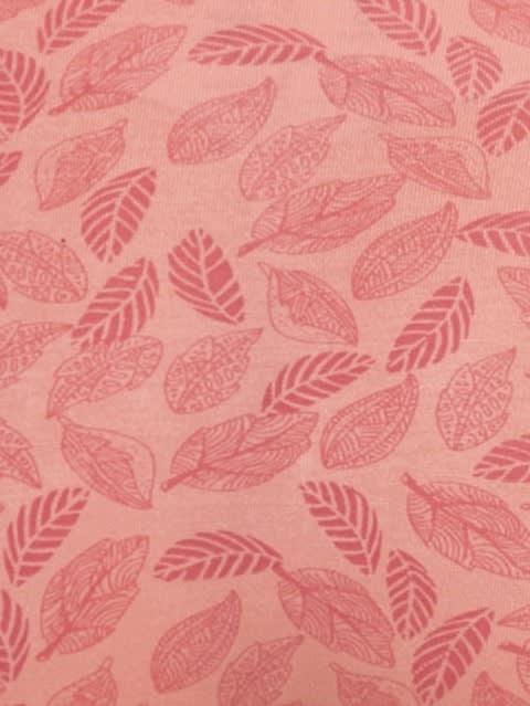 Peach Blossom Printed Full Brief