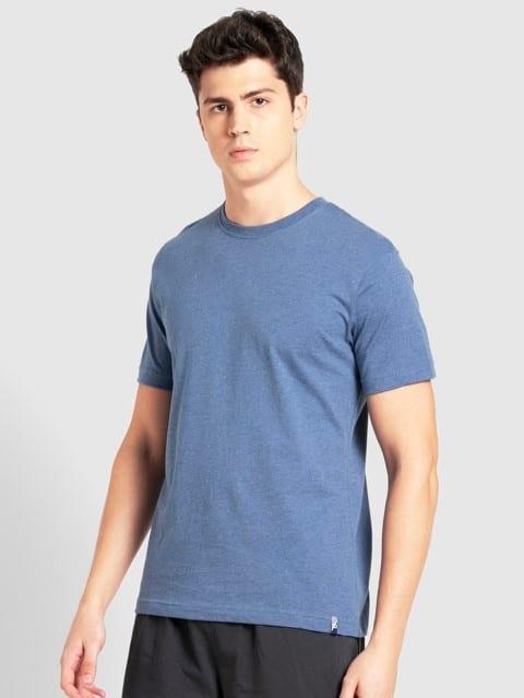 Light Denim Melange Sport T-Shirt