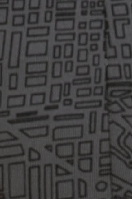 Ebony Grey Print37 Brief