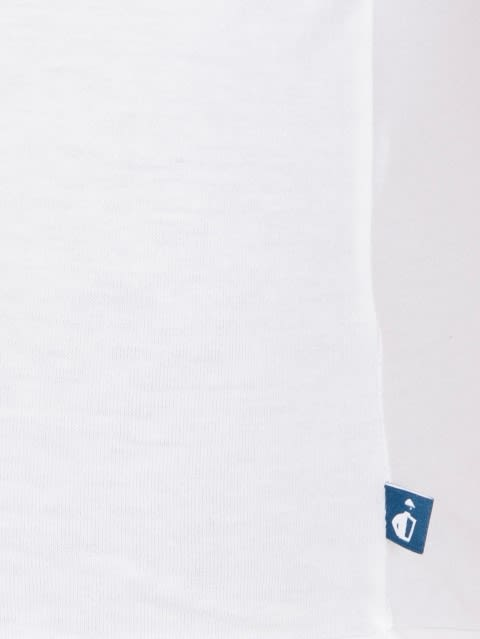 White Basic Undershirt