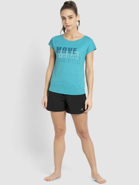 Enamel Blue T-Shirt