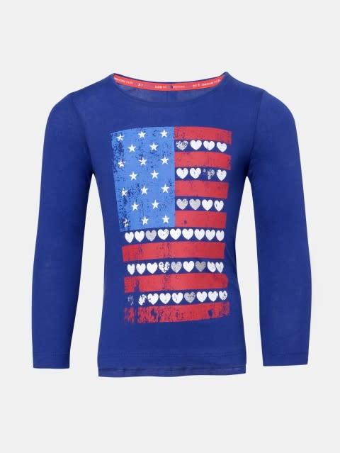 Indigo Crush Girls T-Shirt